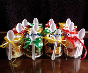 Cupcake Jars Chocolate Red Velvet Strawberry Butterscotch Vanilla Hyderabad Cupcakes