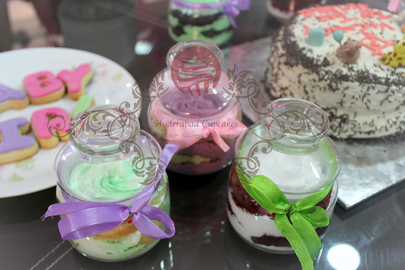 Baby Shower Cookies Baby Girl Cookies Baby Shower Favors Baby Favors Baby Naming Ceremony-gifts Custom Cookies Cake In Jar Hyderabad Cupcakes