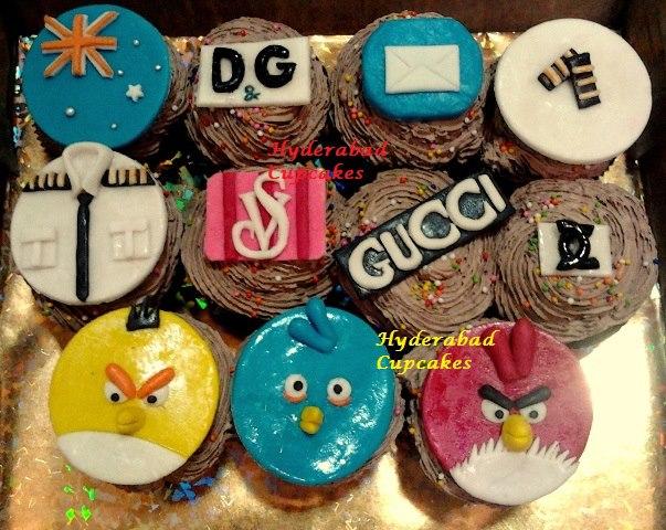 Designer Brands Pilot Cupcakes